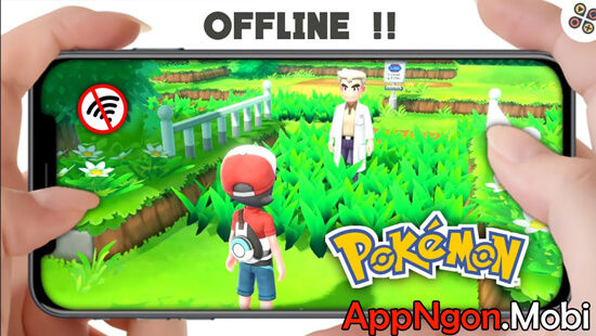 game-pokemon-offline-cho-android